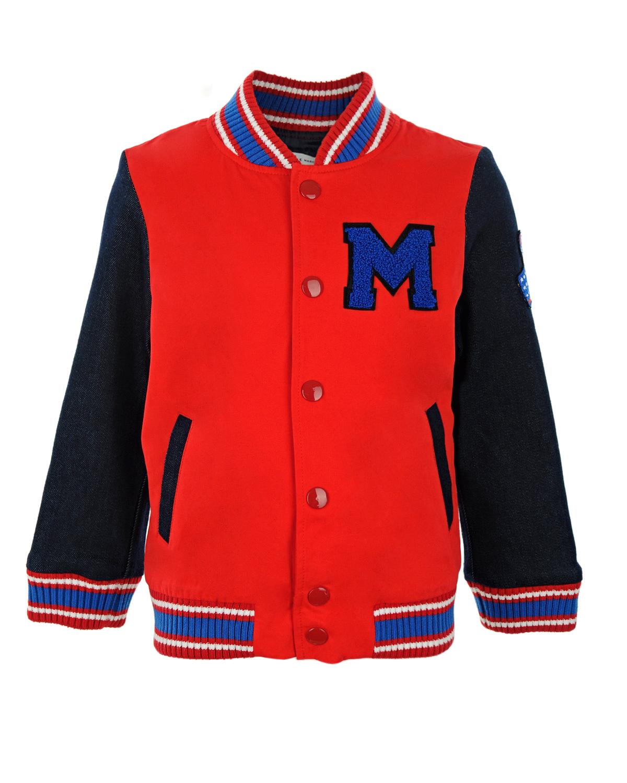 Куртка Little Marc Jacobs для мальчиковВерхняя одежда<br><br>