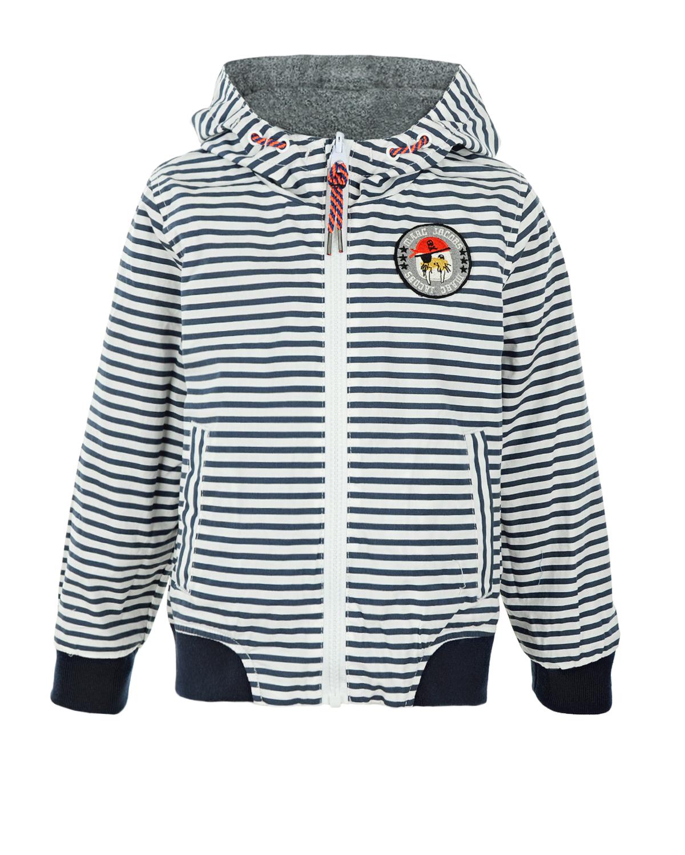Куртка спортивная Little Marc Jacobs для мальчиковОдежда<br><br>