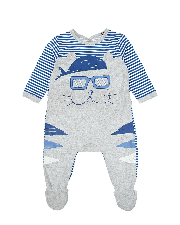 Комбинезон Little Marc Jacobs для малышейОдежда<br><br>
