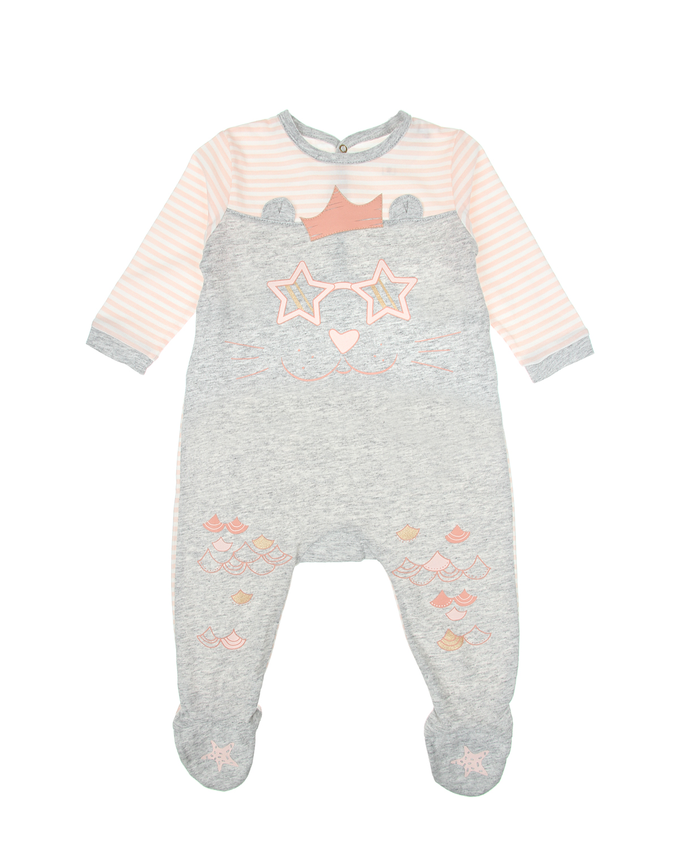 Комбинезон Little Marc Jacobs для малышей