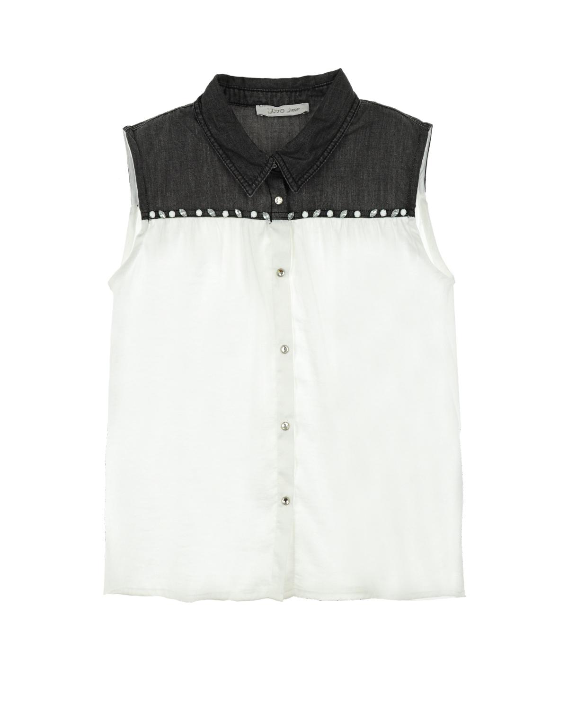 Рубашка Liu Jo для девочекОдежда<br><br>