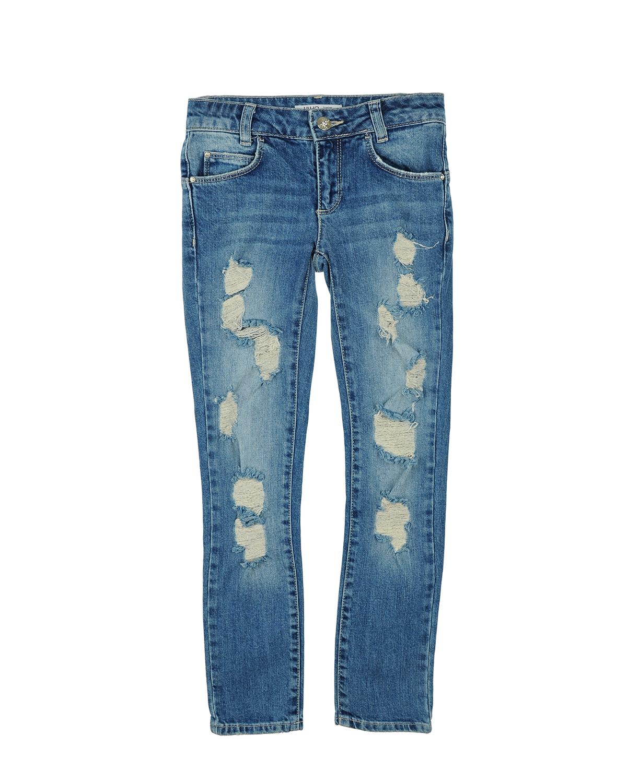 Брки джинсовые Liu Jo дл девочекОдежда<br><br>