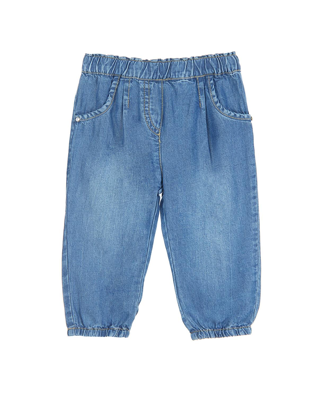 Брюки джинсовые Liu Jo для малышейОдежда<br><br>