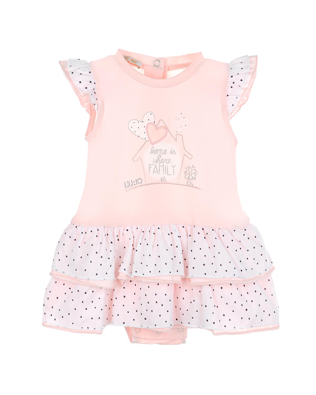 Платье Liu Jo для малышейБоди<br><br>