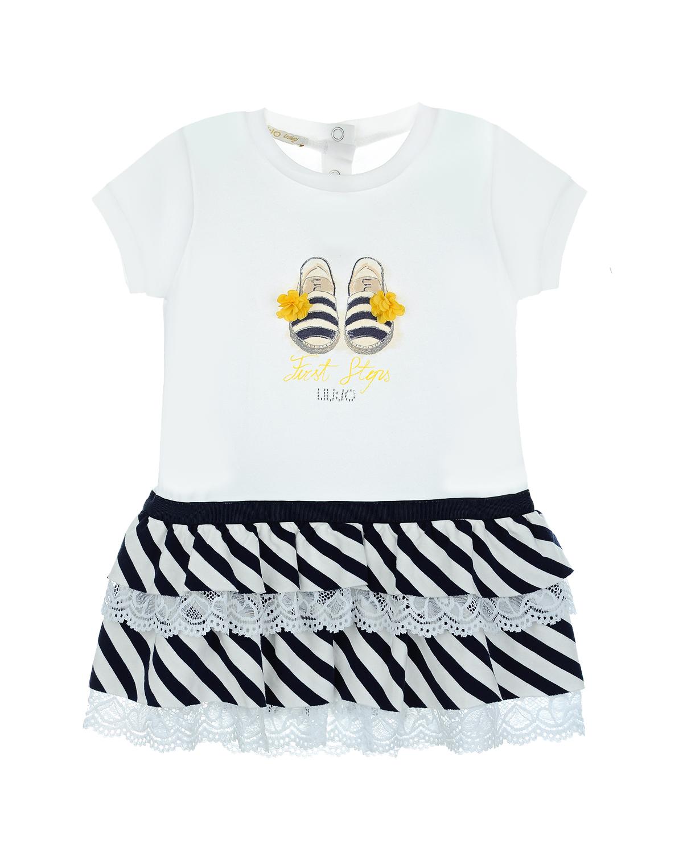 Платье Liu Jo для малышейОдежда<br><br>