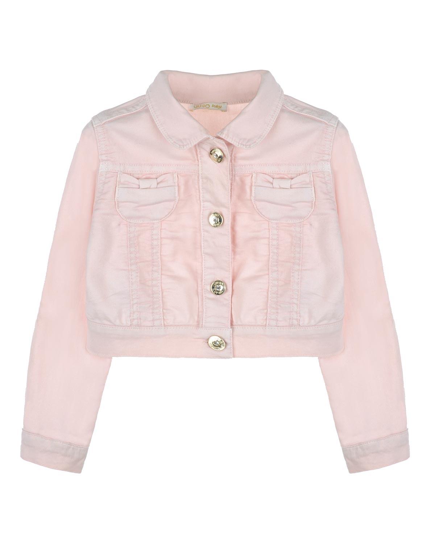 Куртка джинсовая Liu Jo для девочек