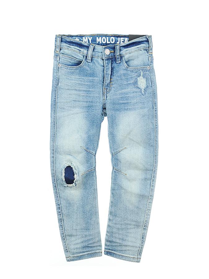 Брюки джинсовые Molo для мальчиковДжинсы<br><br>