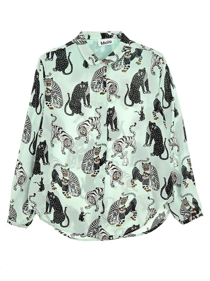 Рубашка Molo для девочек