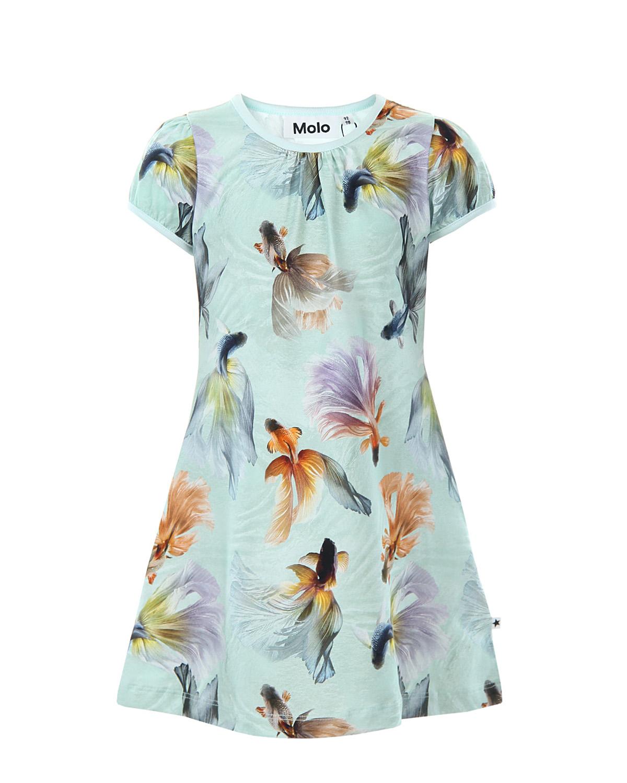 Платье Molo для девочекПлатья, Сарафаны<br><br>