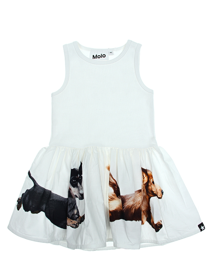Платье Molo для малышейОдежда<br><br>