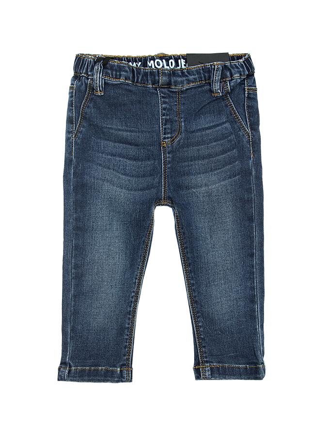 Брюки джинсовые Molo для малышейОдежда<br><br>