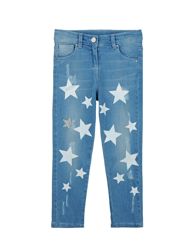Брюки джинсовые Miss Grant для девочек