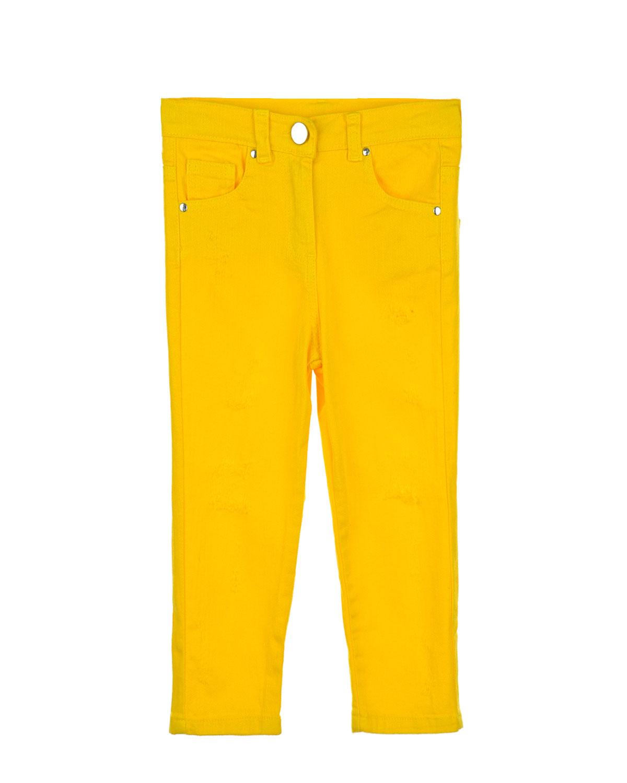 Брюки джинсовые Miss Grant для девочекОдежда<br><br>