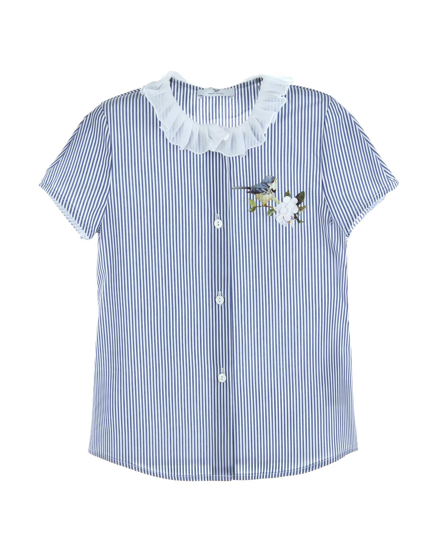 Рубашка Monnalisa для девочекОдежда<br><br>