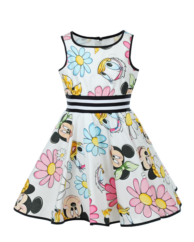 Платье Monnalisa для девочек