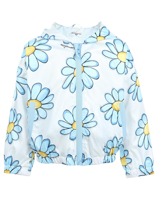 Ветровка Monnalisa для девочекВерхняя одежда<br><br>