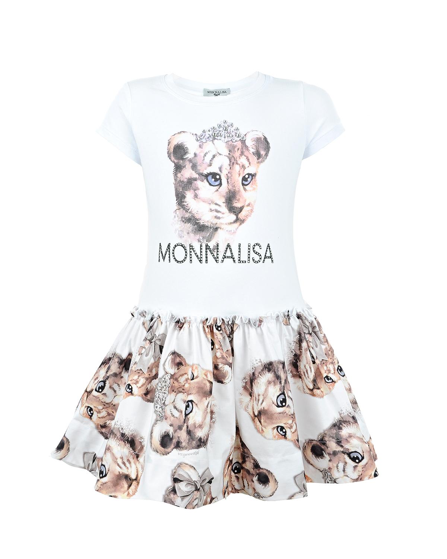 Платье Monnalisa для девочекПлатья, Сарафаны<br><br>