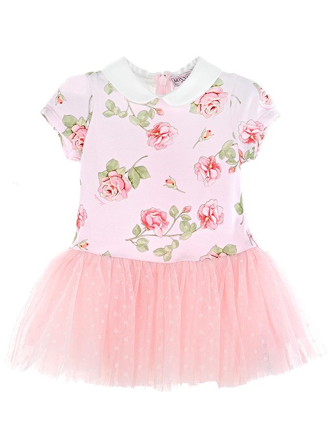 Платье MonnaLisa Bebe дл малышейОдежда<br><br>