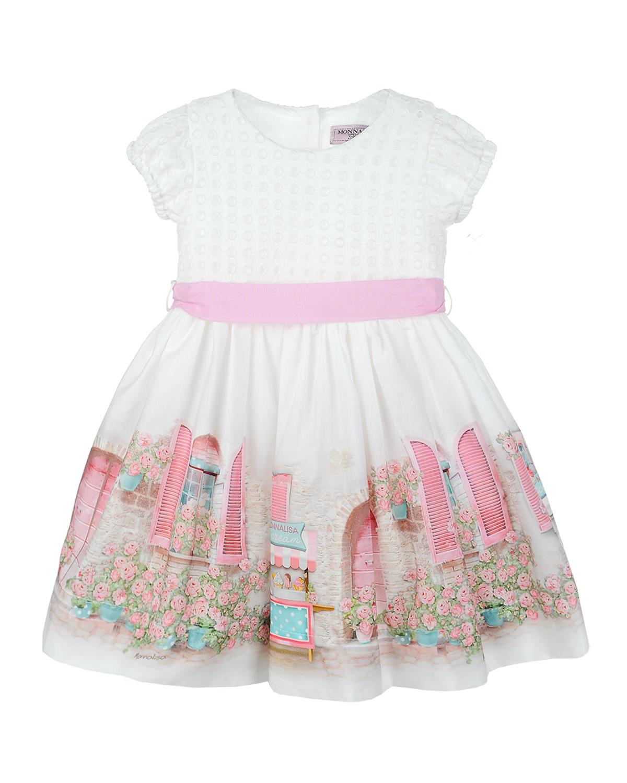 Платье MonnaLisa Bebe для малышейОдежда<br><br>