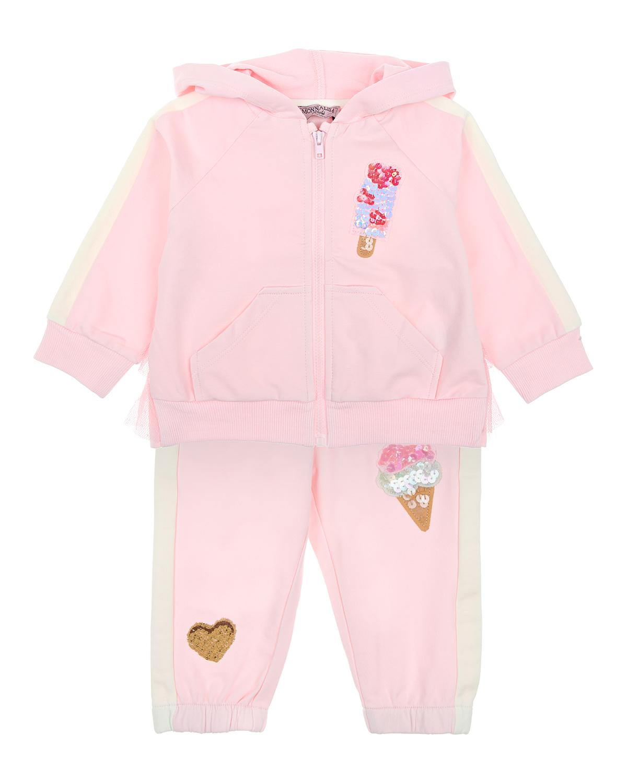 Костюм спортивный MonnaLisa Bebe для малышейСпортивная одежда<br><br>