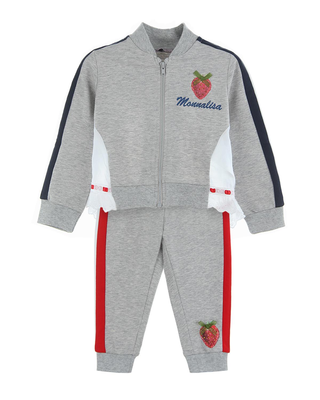 Костюм спортивный MonnaLisa Bebe для малышей