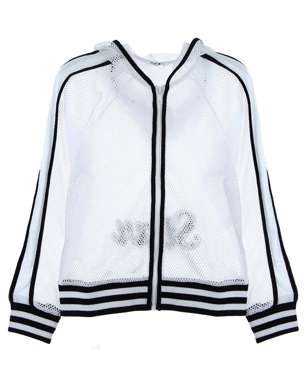Куртка спортивная MonnaLisa Fun для девочек