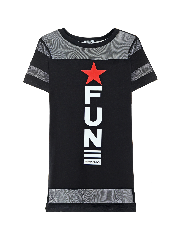 Платье MonnaLisa Fun для девочекОдежда<br><br>