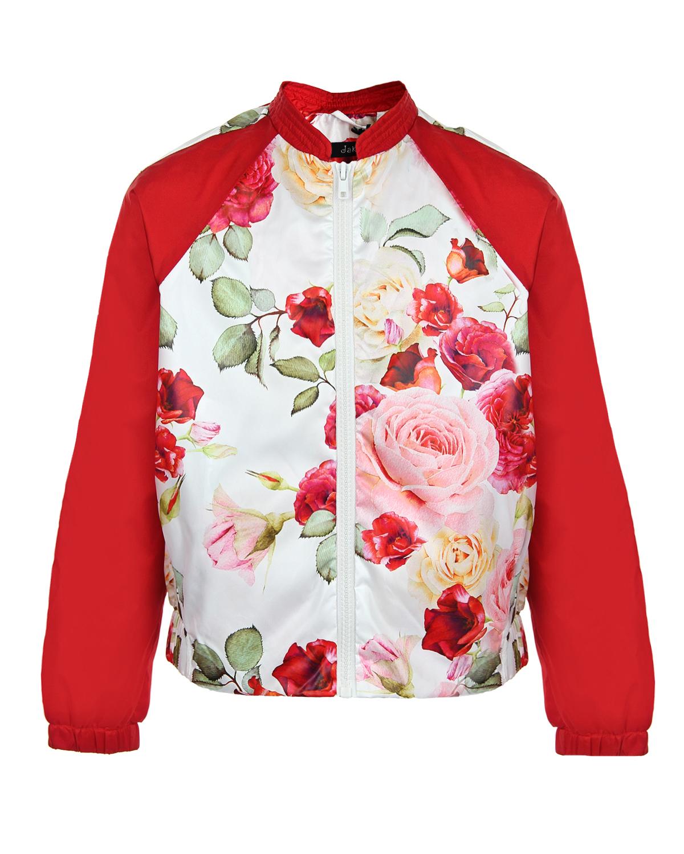 Ветровка MonnaLisa Jakioo для девочекВерхняя одежда<br><br>