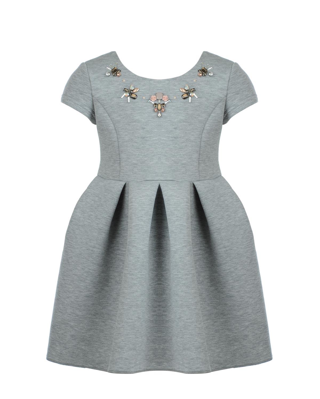 Платье MonnaLisa Jakioo для девочекОдежда<br><br>
