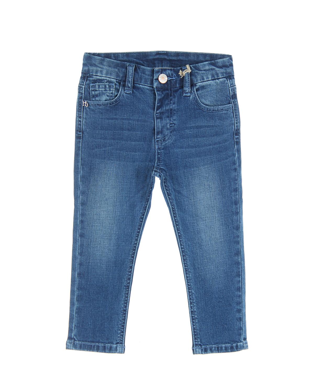 Брюки джинсовые Hitch-Hiker для малышейОдежда<br><br>
