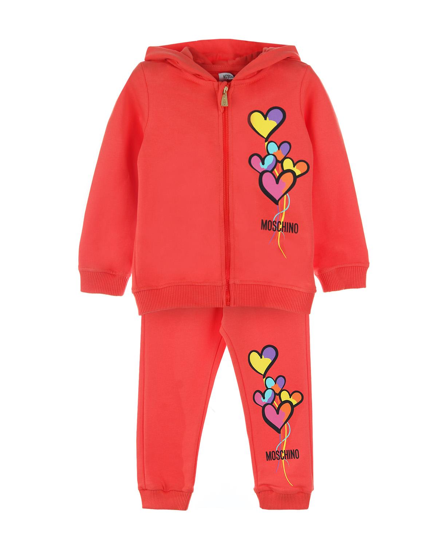 Костюм спортивный Moschino для малышейСпортивная одежда<br><br>