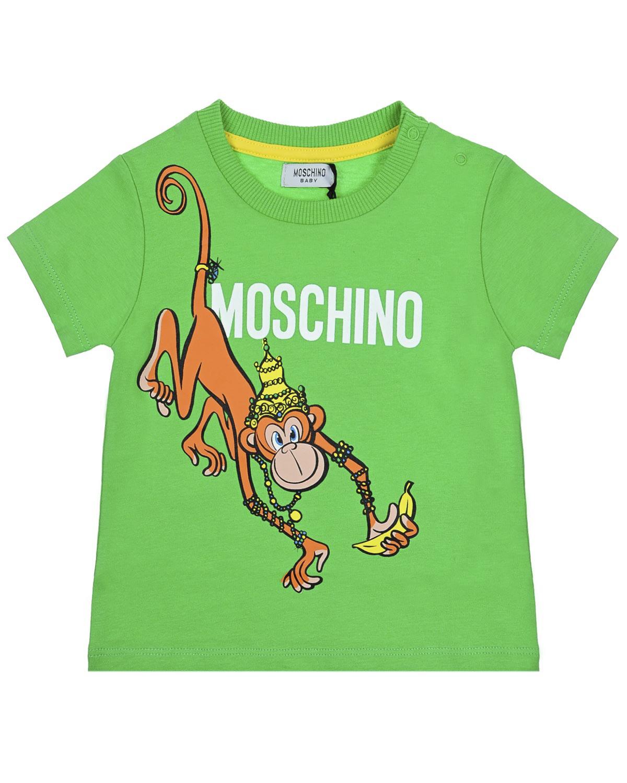 комплект 2 дет. ф/ш Moschino для малышейОдежда<br><br>