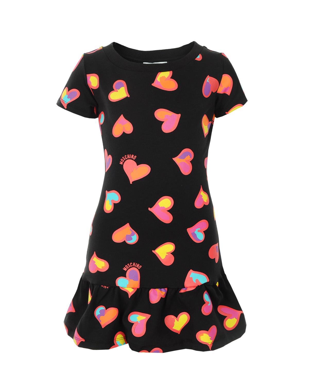 Платье Moschino для девочекОдежда<br><br>