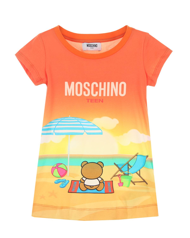 Туника MoschinoБлузы, Рубашки, Туники<br><br>