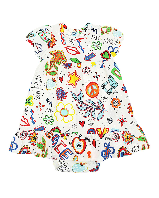 Платье 2 дет MoschinoОдежда<br><br>