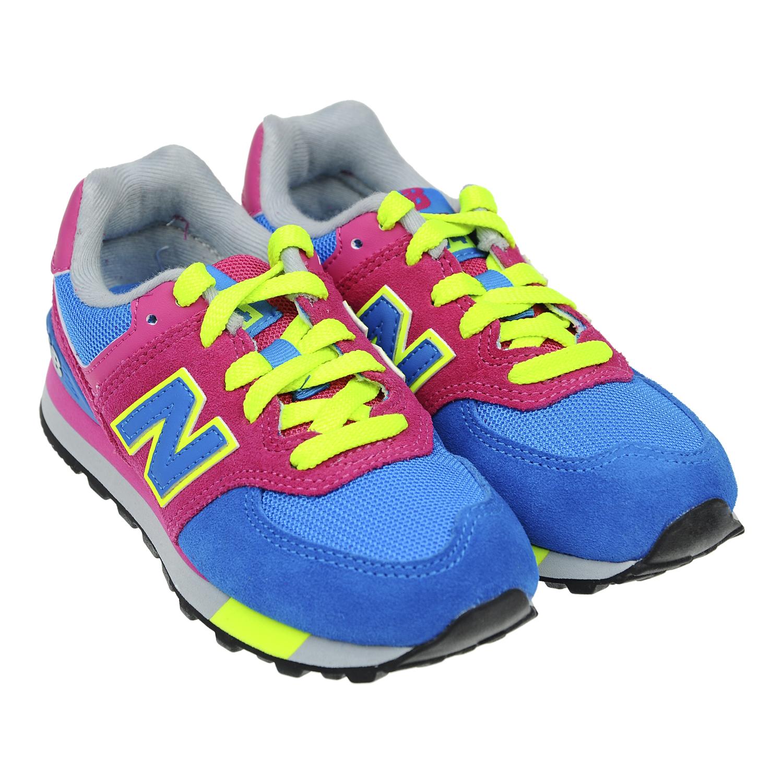 Кроссовки New Balance для девочекКроссовки<br><br>