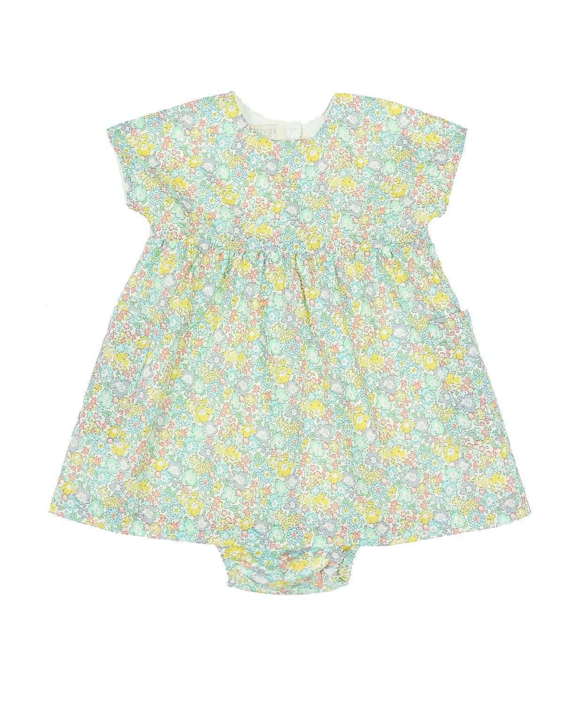 Платье 2 дет Olivier Baby