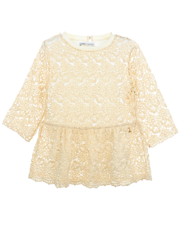 Блуза Patrizia Pepe для малышейОдежда<br><br>