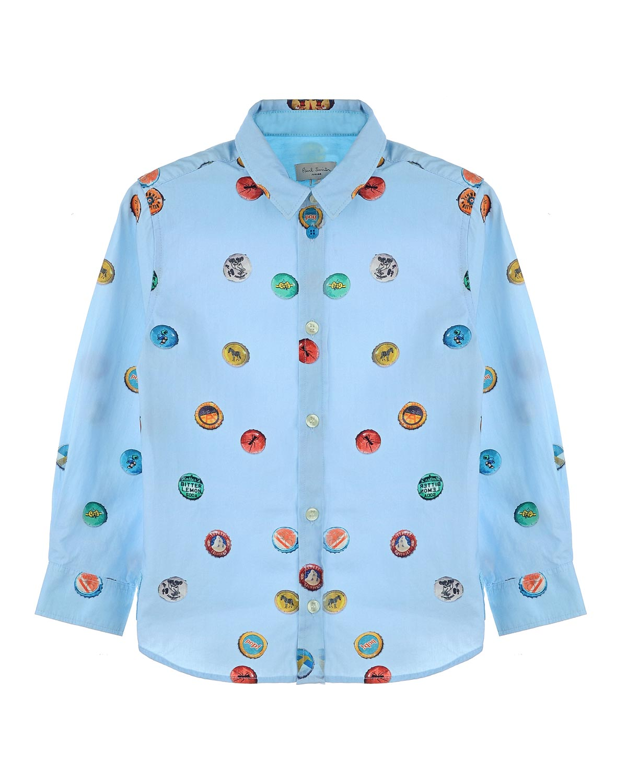 Рубашка Paul Smith дл мальчиковОдежда<br><br>