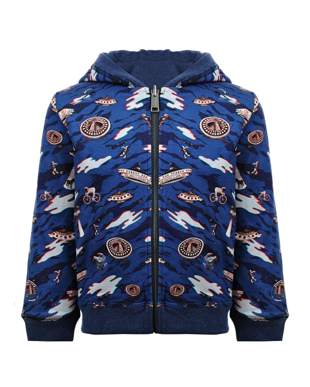 Куртка спортивная Paul Smith для мальчиковОдежда<br><br>