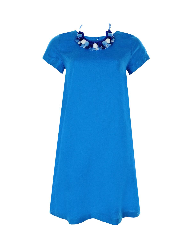 Платье для беременных Pietro BrunelliОдежда для будущих мам<br><br>