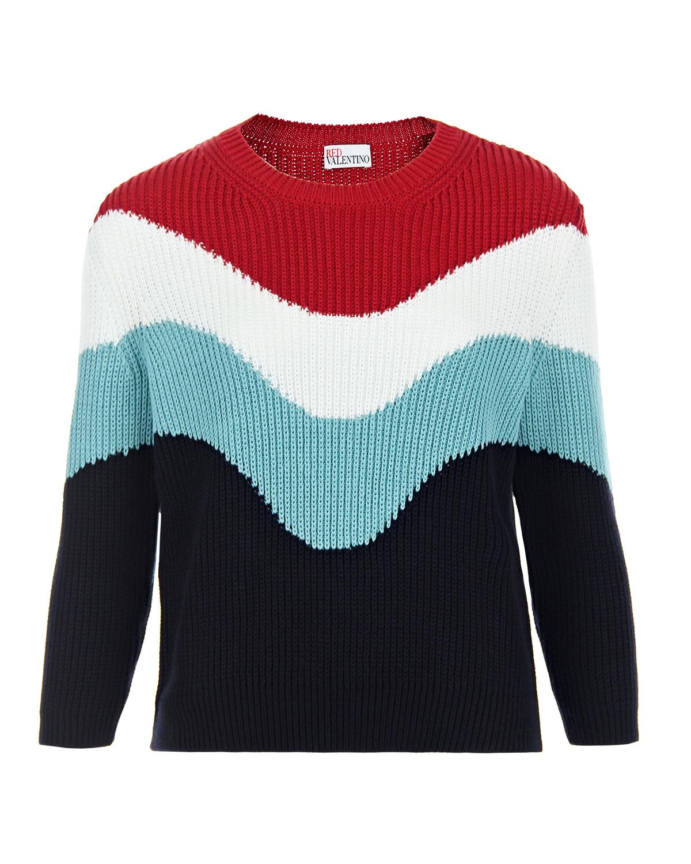 Джемпер Red ValentinoДжемперы, Пуловеры<br><br>