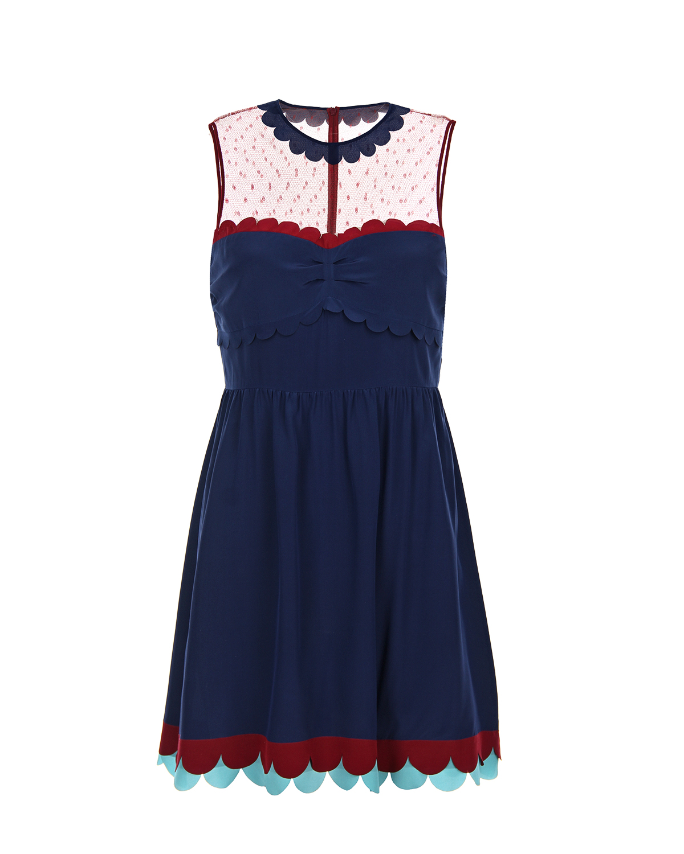 Платье Red ValentinoПлатья<br><br>
