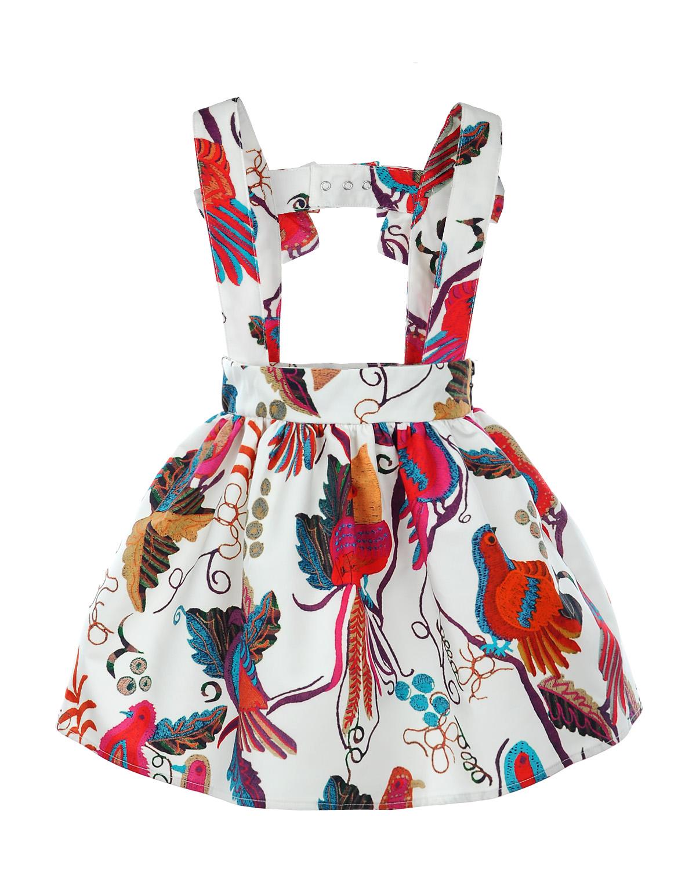Сарафан Stella Jean для девочекОдежда<br><br>