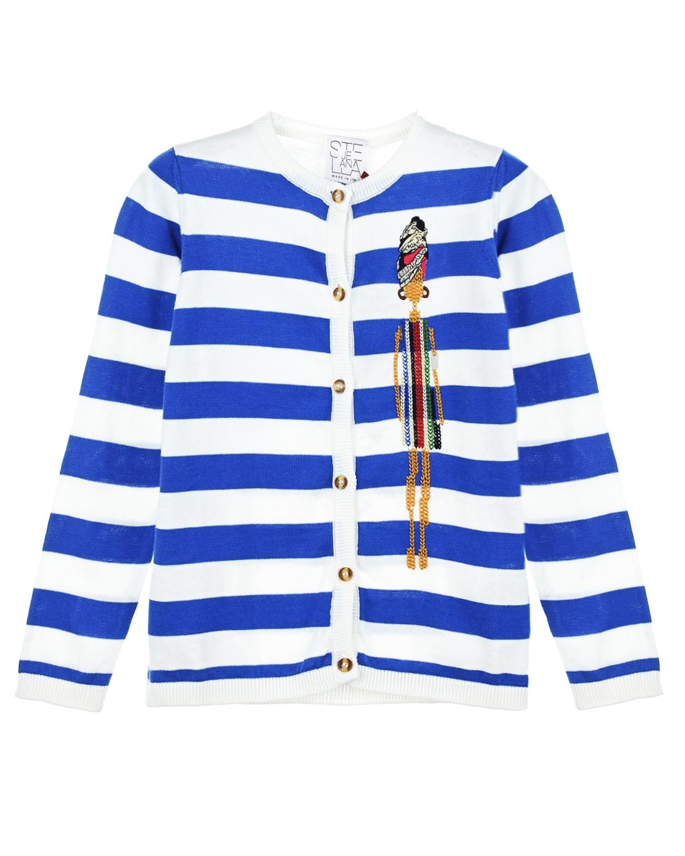 Кофта Stella Jean для девочекОдежда<br><br>
