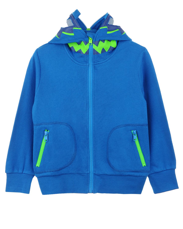Куртка спортивная Stella McCartney для мальчиковСпортивная одежда<br><br>