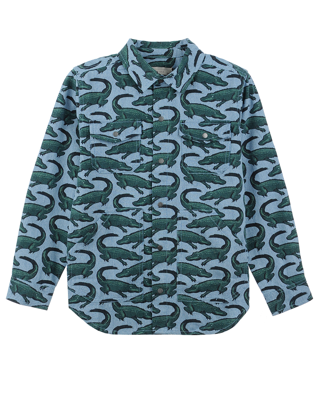 Рубашка Stella McCartney для мальчиков