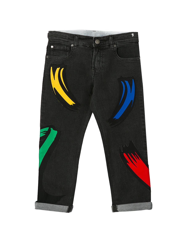Брюки джинсовые Stella McCartney для мальчиковОдежда<br><br>