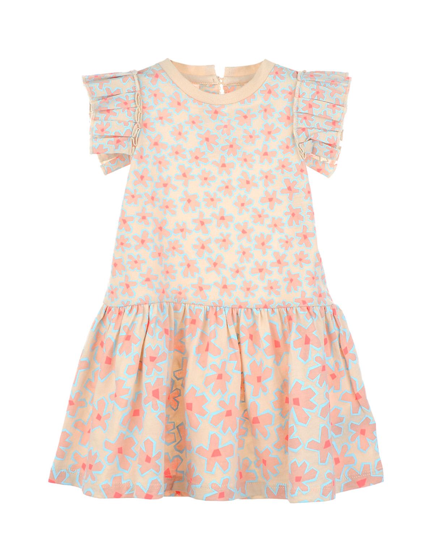Платье Stella McCartney дл малышейПлать, Сарафаны<br><br>