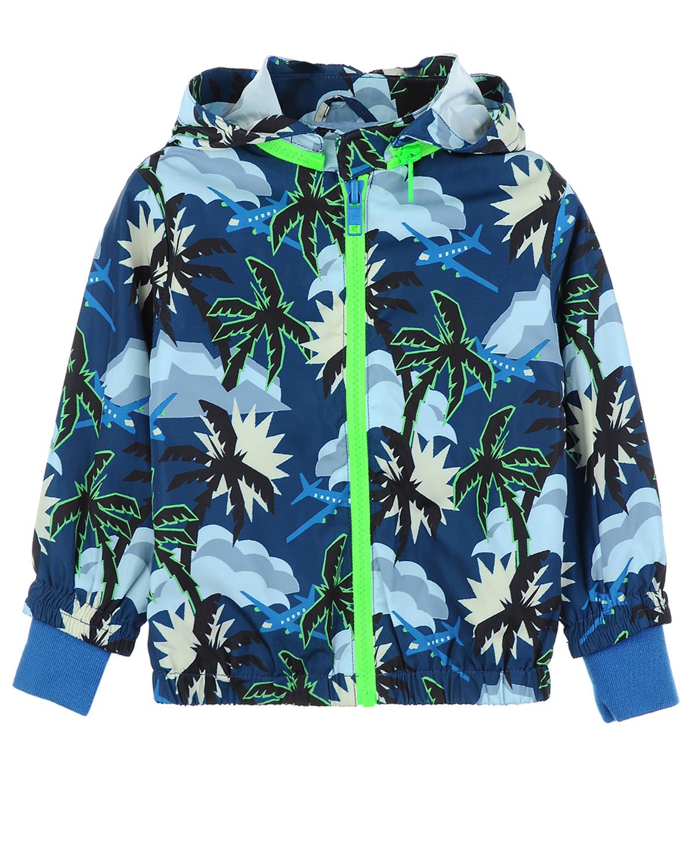 Ветровка Stella McCartney для малышейВерхняя одежда<br><br>